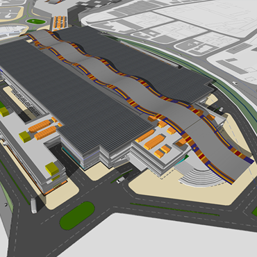 Quadrante to Develop the Biggest West African Retail Market Rehabilitiation Project